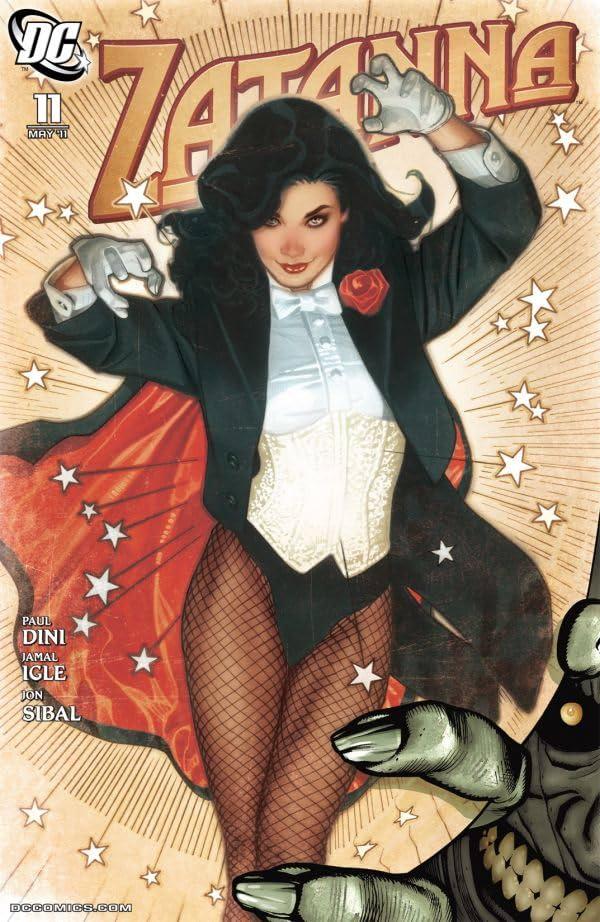 Zatanna (2010-2011) #11