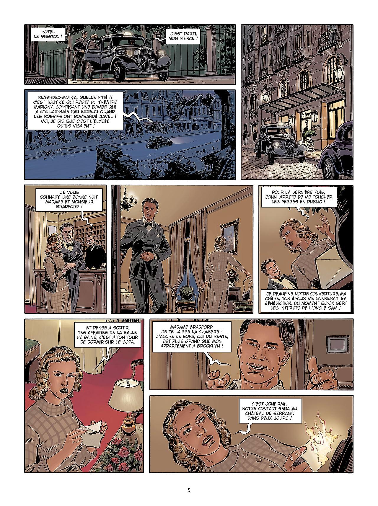 Jour J Vol. 18: Opération Charlemagne