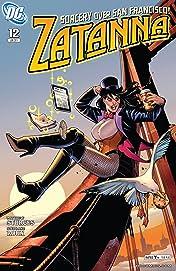 Zatanna (2010-2011) #12