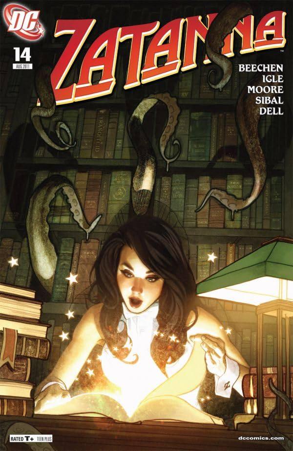 Zatanna (2010-2011) #14