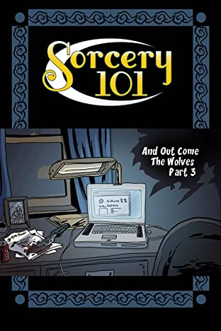 Sorcery 101 No.16