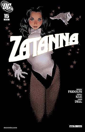 Zatanna (2010-2011) #15