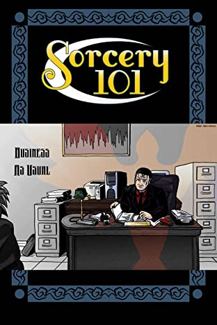Sorcery 101 No.17