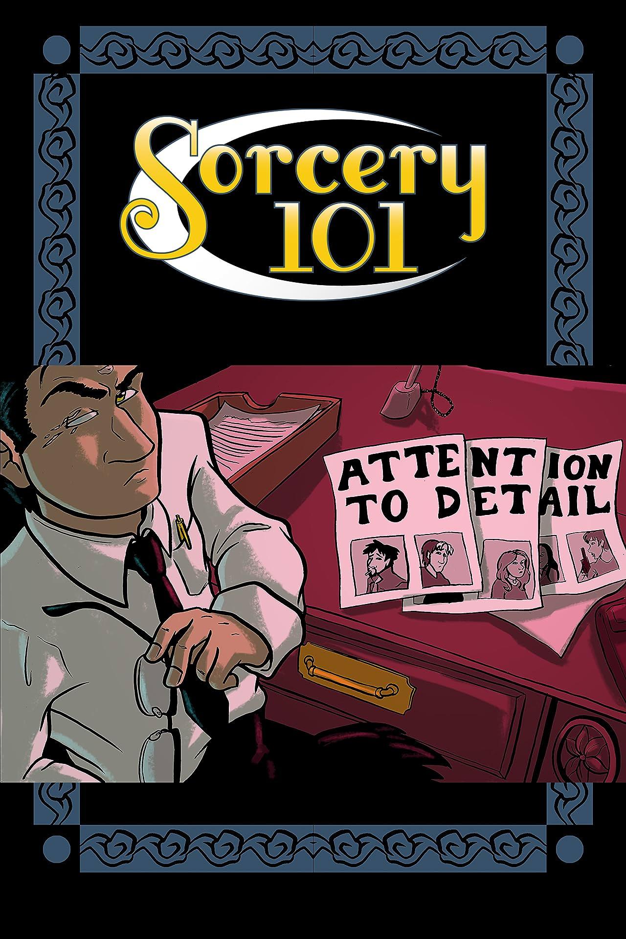 Sorcery 101 #19