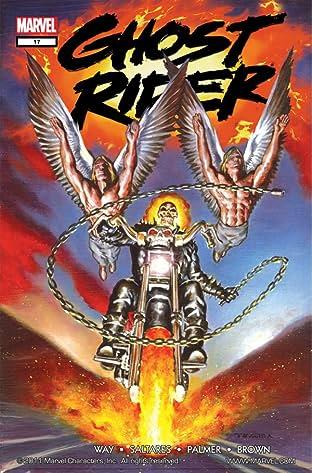 Ghost Rider (2006-2009) #17