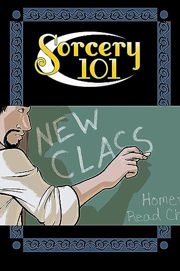 Sorcery 101 #22