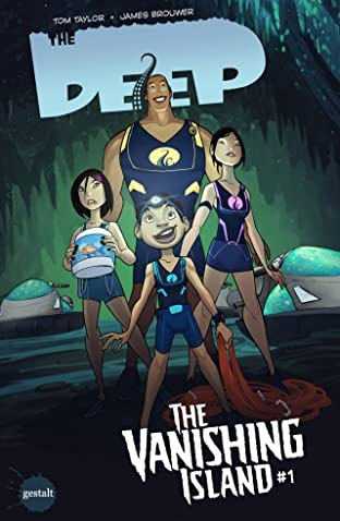 The Deep: The Vanishing Island #1