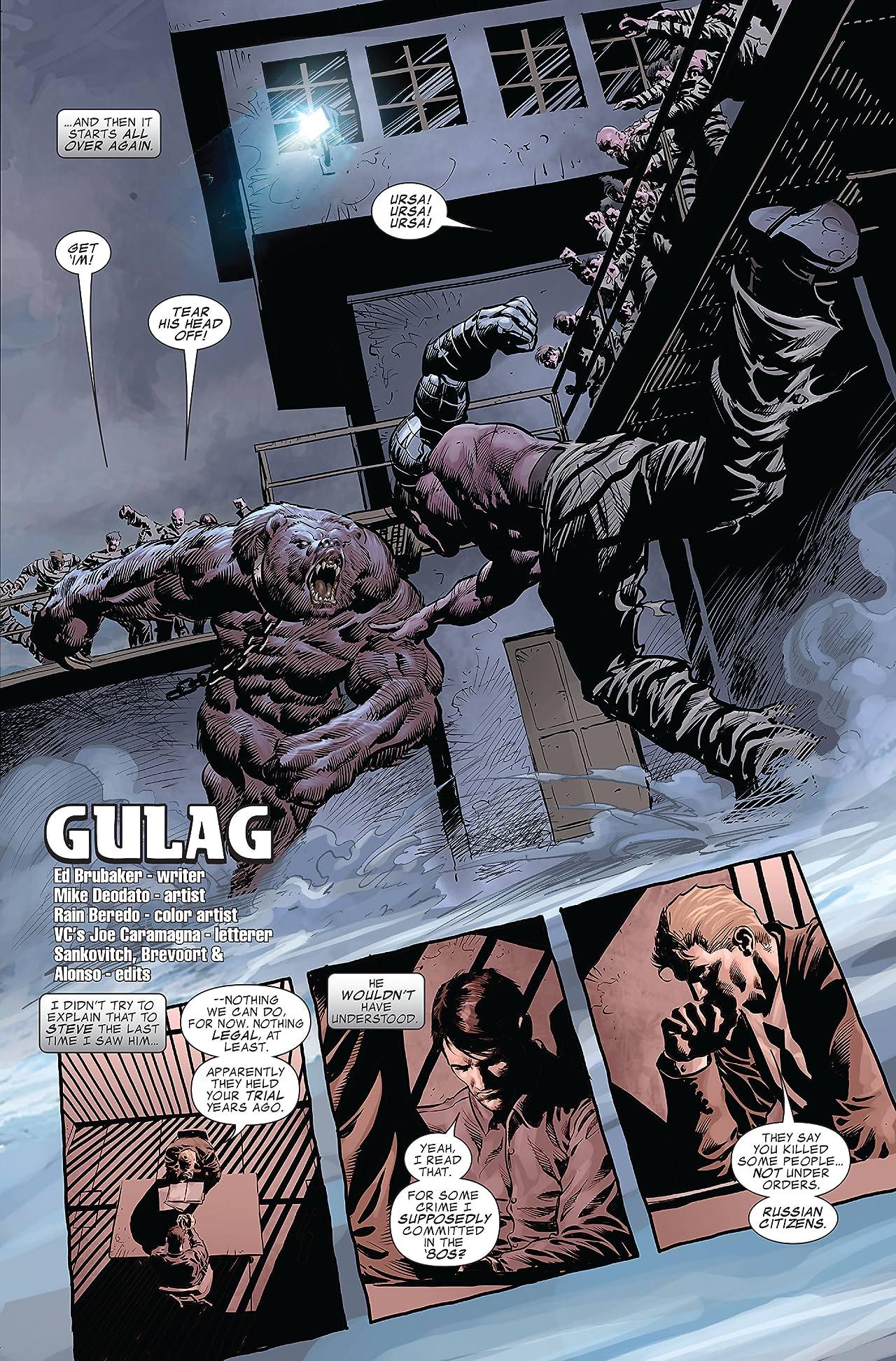 Captain America (2004-2011) #616