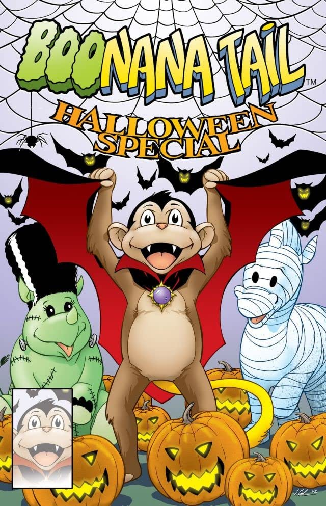 The BOOnana Tail Halloween Special #1