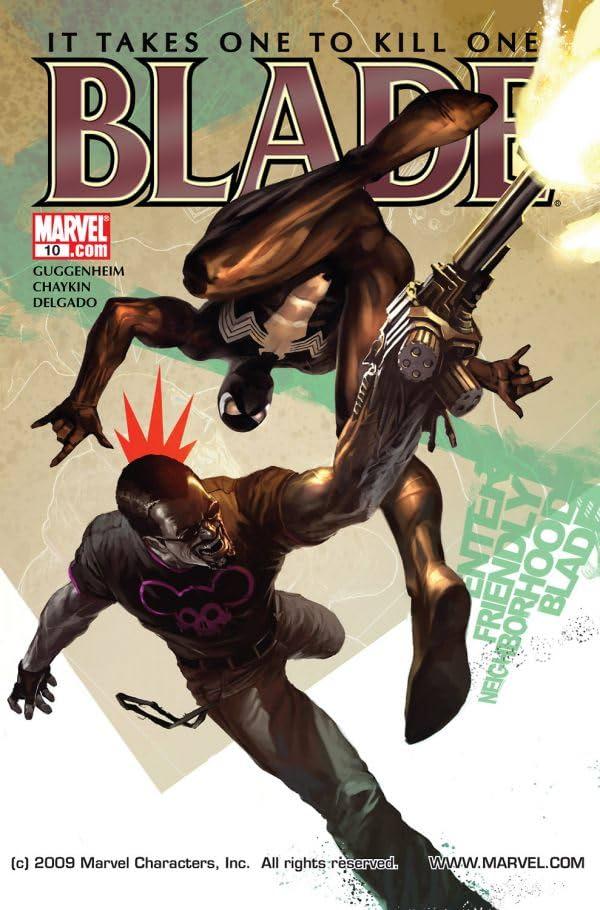 Blade (2006-2007) #10