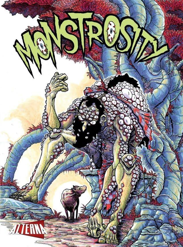Monstrosity Vol. 2