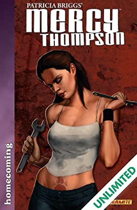 Patricia Briggs' Mercy Thompson: Homecoming