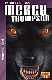 Patricia Briggs' Mercy Thompson: Moon Called #5