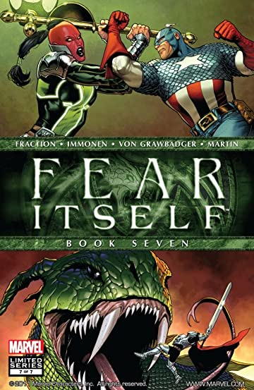 Fear Itself #7 (of 7)