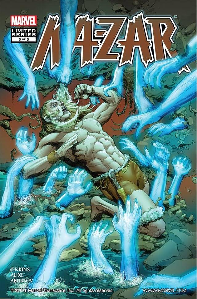 Ka-Zar (2011) #5