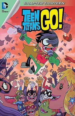 Teen Titans Go! (2013-) #13