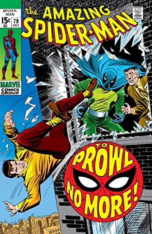 Amazing Spider-Man (1963-1998) #79