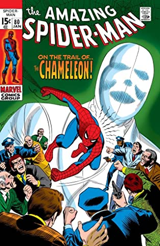 Amazing Spider-Man (1963-1998) #80