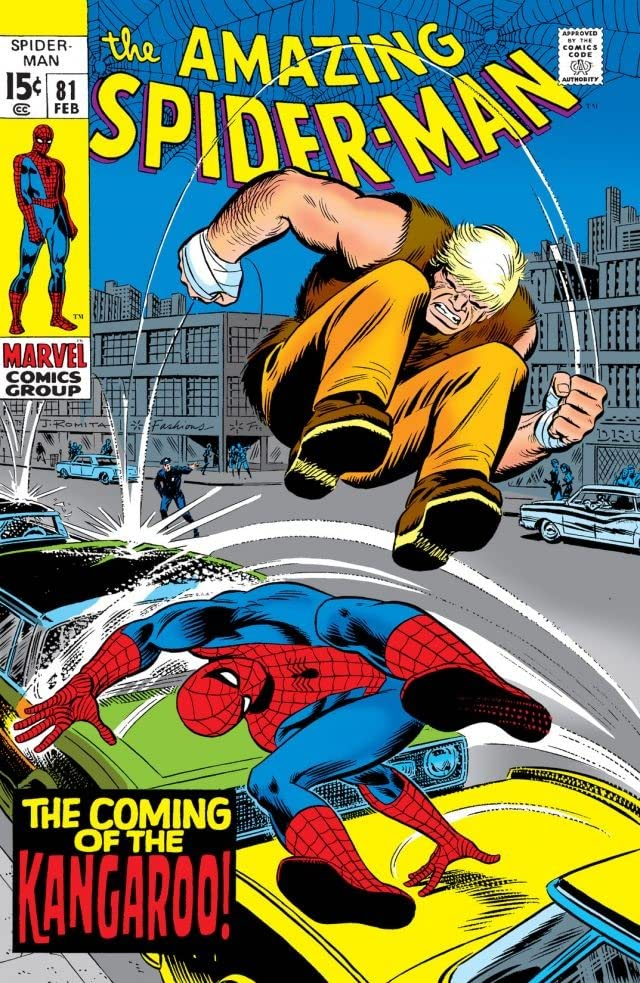 Amazing Spider-Man (1963-1998) #81