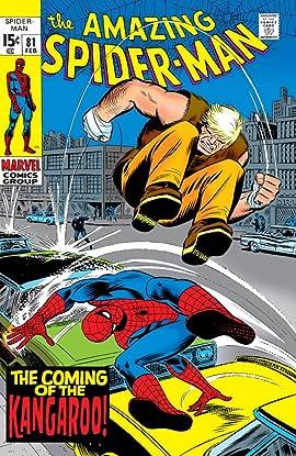 Amazing Spider-Man (1963-1998) #81
