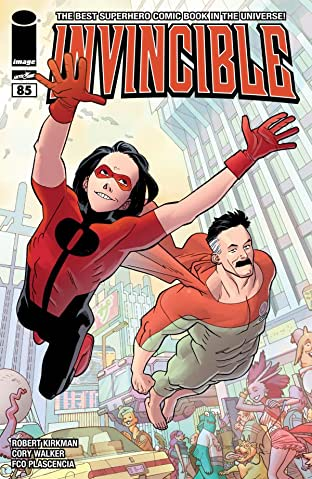 Invincible No.85
