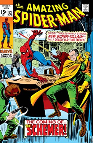 Amazing Spider-Man (1963-1998) #83