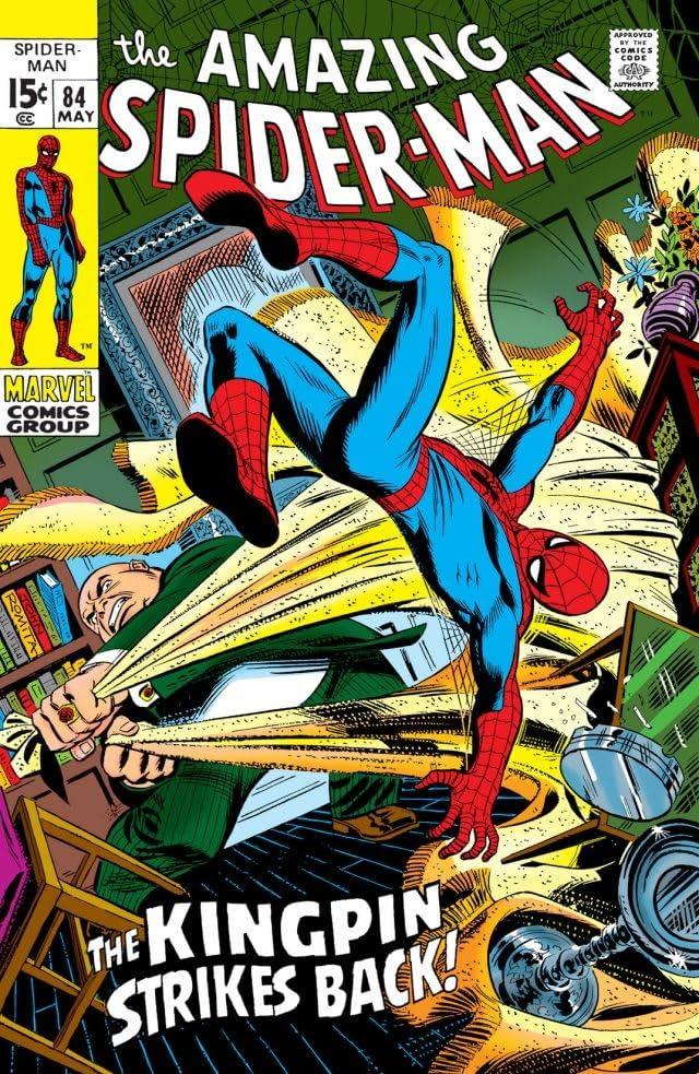 Amazing Spider-Man (1963-1998) #84