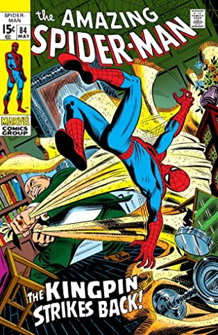 Amazing Spider-Man (1963-1998) #84