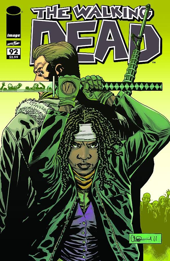 The Walking Dead #92