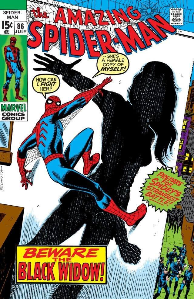 Amazing Spider-Man (1963-1998) #86