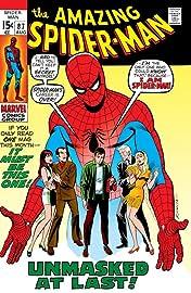 Amazing Spider-Man (1963-1998) #87
