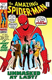 Amazing Spider-Man (1963-1998) #87