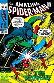 Amazing Spider-Man (1963-1998) No.93