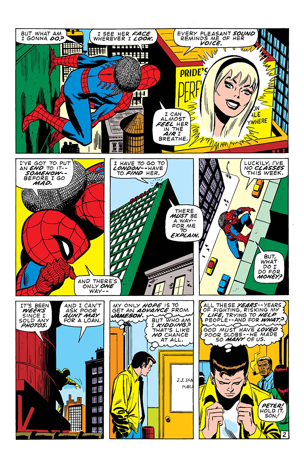 Amazing Spider-Man (1963-1998) #95