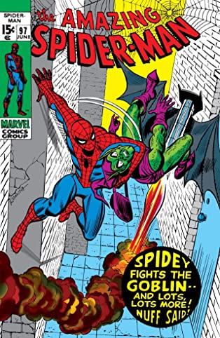 Amazing Spider-Man (1963-1998) #97