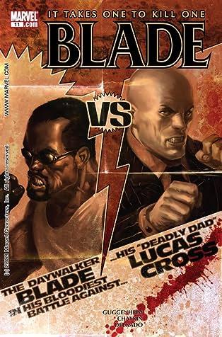 Blade (2006-2007) #11