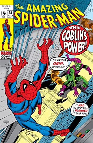 Amazing Spider-Man (1963-1998) #98