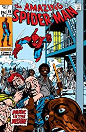 Amazing Spider-Man (1963-1998) #99