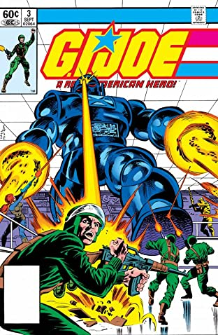 G.I. Joe: Classics No.3