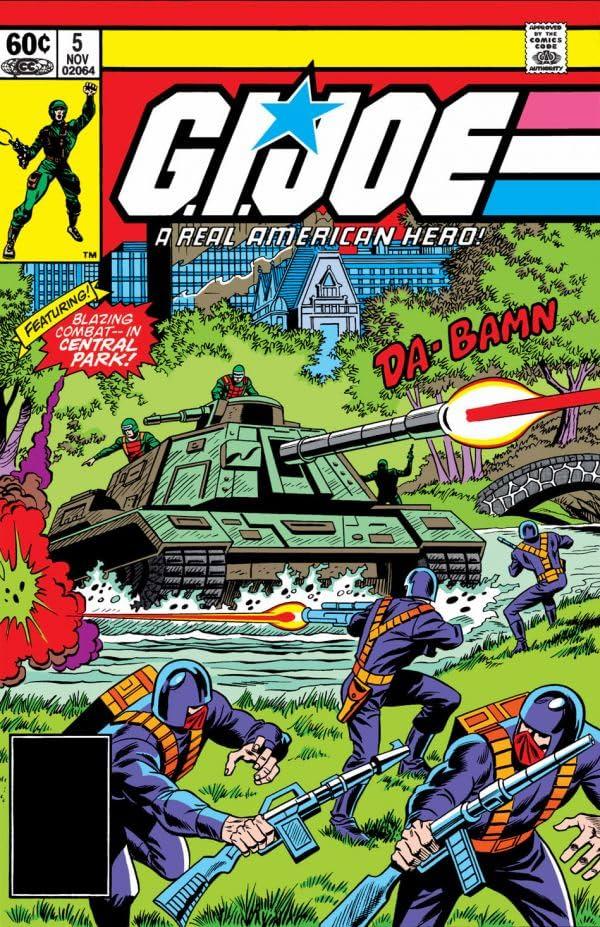 G.I. Joe: Classics No.5