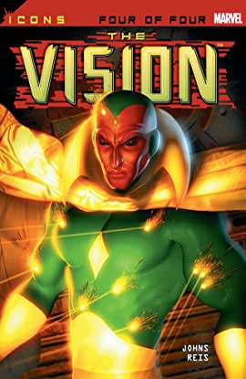 Avengers Icons: Vision (2002) #4 (of 4)