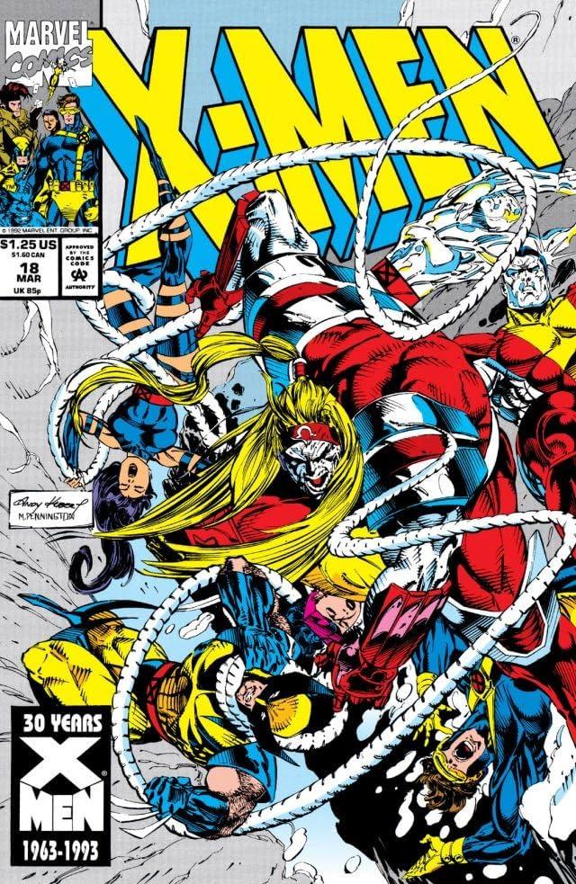 X-Men (1991-2001) #18