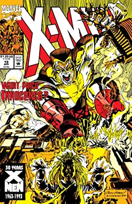 X-Men (1991-2001) #19