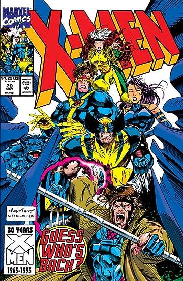 X-Men (1991-2001) #20