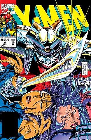 X-Men (1991-2001) #22