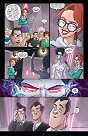 Ghostbusters (2011-2012) #1