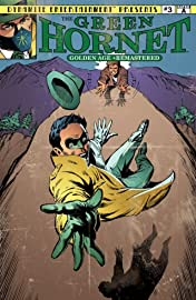 The Green Hornet: Golden Age Re-Mastered #3