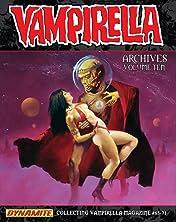 Vampirella Archives Vol. 10