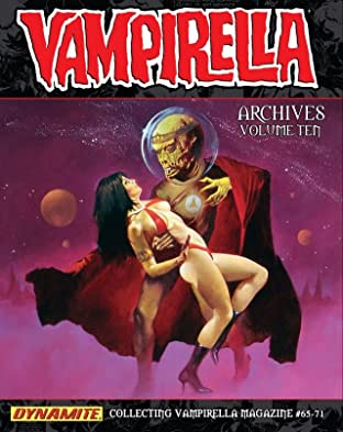 Vampirella Archives Vol. 10