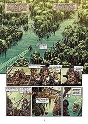 Lanfeust Odyssey Vol. 6: Le Delta bilieux